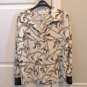 Joseph Ribkoff blouse. Only worn once!